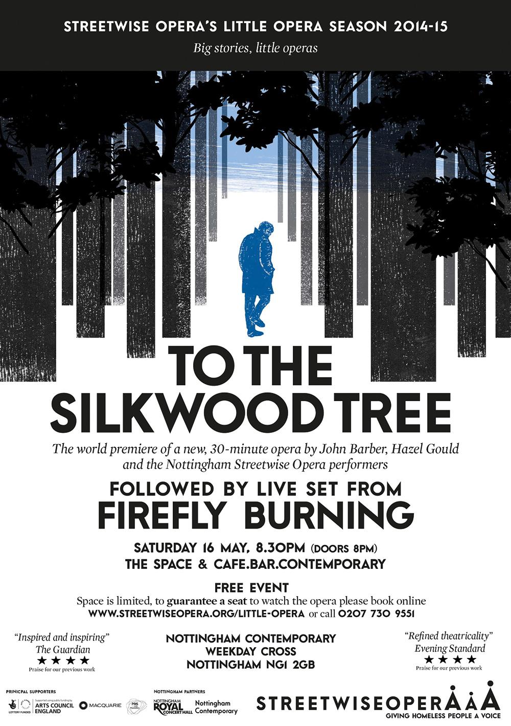 To The Silkwood Tree